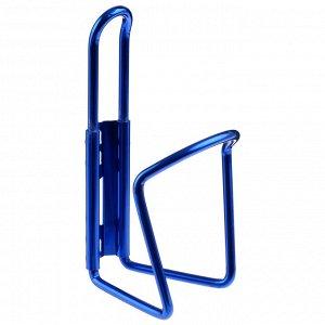 Флягодержатель HL-BC-09, алюминий, цвет синий