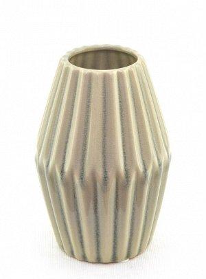 Ваза Z0085G 16см керамика
