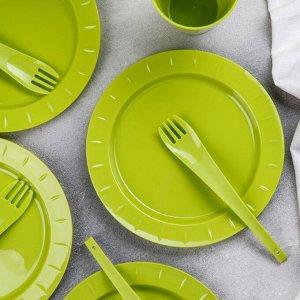 Набор посуды Bono, на 5 персон, 18 предметов