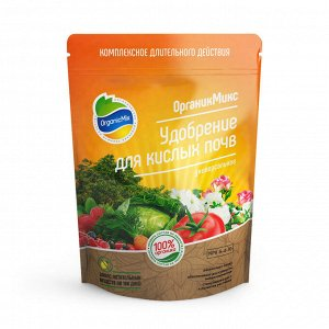 Удобрение для кислых почв