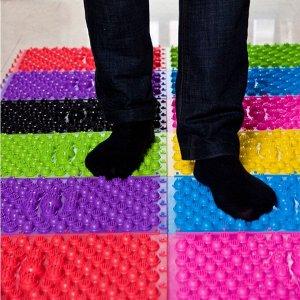 Ортопедический массажный коврик для ног