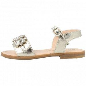 Босоножки сандали для девочки кожаные