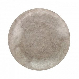 Декоративная присыпка (топпинг) Lu*art Topping слюда, 0.1-0.3 мм, 25 мл, белая