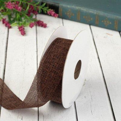 🌈Хобби-Маркет-5 Аксессуары для вязания, шитья, вышивания!✨  — Джутовые ленты — Ленты