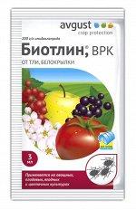 Х Биотлин 3мл тля и др сосущие вредители на плод, ягодн, овощ и цвет 1/200