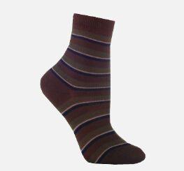 Носки детские коричневый