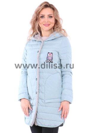 Куртка Zilanliya ZL.YA 17082_Р (Небесная бирюза)
