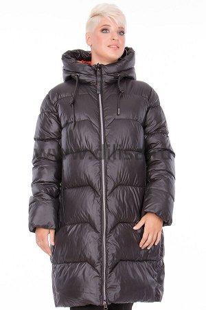 Пальто Black Leopard 0862_Р (Черный 9)
