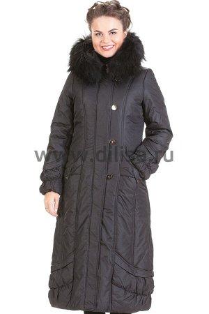 Пальто Mishele 9075_Р (Черный)