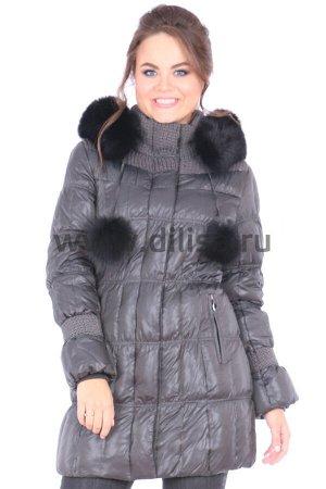 Куртка Mishele 6540-1_Р (Олива 310)
