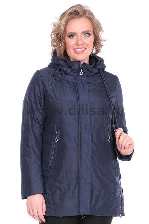 Куртки Куртка Mishele 537-1_Р (Синий FQ7)  Артикул: 537-1_Р; Бренд: Mishele; Сезонность: Демисезон; Артикул: 537-1_Р; Бренд: Mishele; Сезонность: Демисезон; Цвет: Синий; Оттенок: Изумруд FQ81; Мех: Не