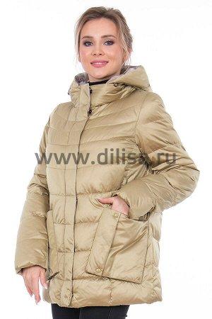 Куртка Mishele 19010_Р (Горчица FQ16)
