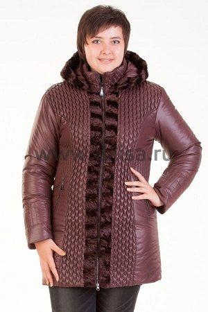 Куртка Black Leopard 0357_Р (Коричневый)