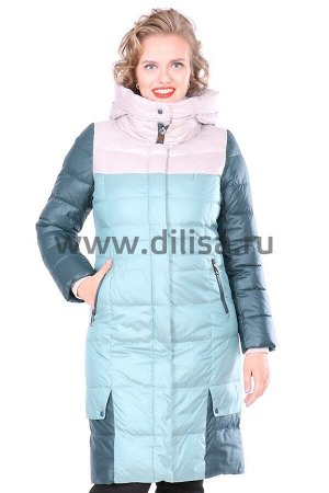 Пальто Mishele 17095_Р (Мята H64)