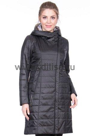 Пальто Пальто Mishele 648-1_Р (Черный FQ24)  Артикул: 648-1_Р; Бренд: Mishele; Сезонность: Демисезон; Артикул: 648-1_Р; Бренд: Mishele; Сезонность: Демисезон; Цвет: Черный; Оттенок: Черный FQ24; Мех: