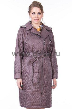 Пальто Plist 1601_Р (Шоколад)