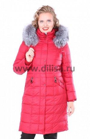 Пальто Mishele с мехом 17085_Р (Вино H9)