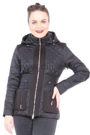 Куртка Towmy 1603_Р (Черный 001)