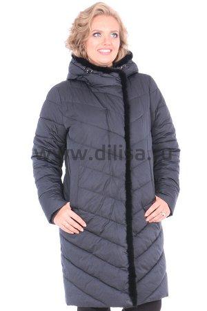 Пальто Plist 17548_Р (Черный 103-Y12)