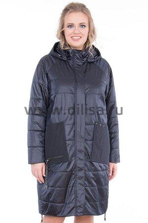 Пальто Mishele 661-1_P (Темно-синий FQ7)