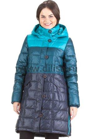 Пальто Пальто без меха Mishele 16117-1_Р (Бирюза D12)  Артикул: 16117-1_Р; Бренд: Mishele; Сезонность: Зима; Артикул: 16117-1_Р; Бренд: Mishele; Сезонность: Зима; Цвет: Голубой; Оттенок: Бирюза D12; М