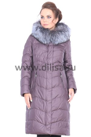 Пальто Mishele 18091_Р (Графит D26)