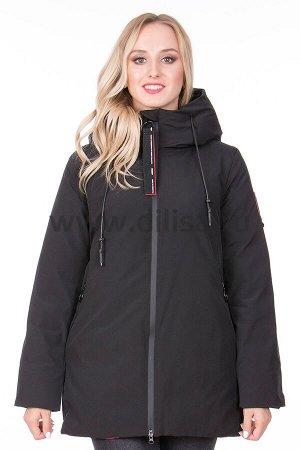 Куртка Towmy 2223_Р (Черный/Красный 004)