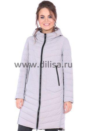 Пальто Mishele 18044_Р (Серый Hp6)