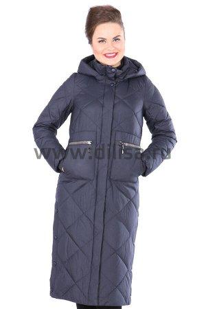 Пальто Mishele 17027_Р (Синий H7)