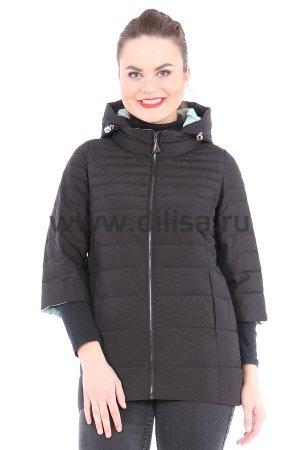 Куртки Куртка Karuna 320_Р (Черный 05)  Артикул: 320_Р; Бренд: Karuna; Сезонность: Демисезон; Артикул: 320_Р; Бренд: Karuna; Сезонность: Демисезон; Цвет: Черный; Оттенок: Черный 05; Мех: Нет; Утеплите