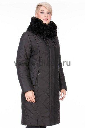 Пальто Mishele 20068_Р (Черный FQ24)