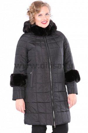 Пальто Visdeer 6050_Р (Черный 01)