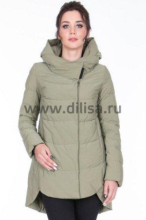 Куртка Gessica Sabrina 76006-1_Р (Зеленый чай JD38)