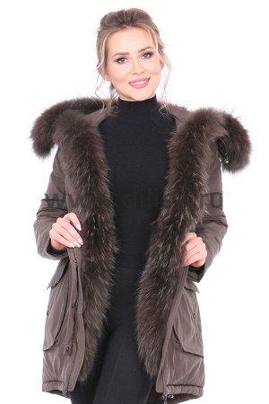 Куртка Liza Bruce 1716_Р (Хаки)