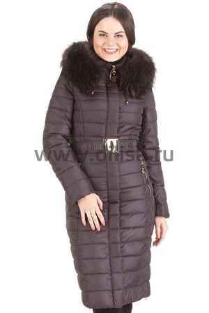 Пальто Towmy 299_Р (Шоколад)