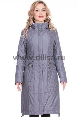 Пальто Mishele 565-1_Р (Стальной FQ25А)