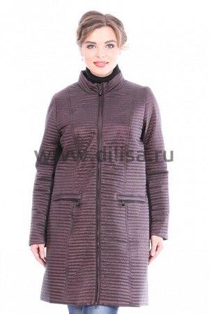 Пальто Gessica Sabrina 10064_Р (Марсала К22)