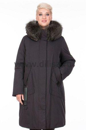 Пальто Mishele 20031_Р (Черный PK24)