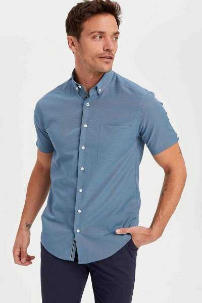 Defacto - пришли мужские футболки! — РУБАШКИ / Сорочки мужские — Рубашки