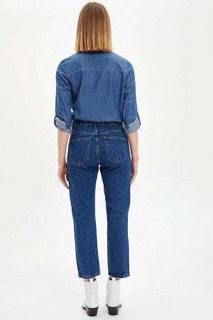 Джинсы Mary Straight Fit Jeans