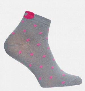 Носки женские светло-серый