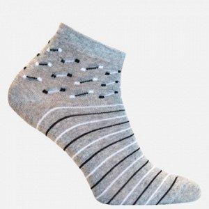 Носки женские серый