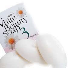 Мыло для лица и тела отбеливающее, Mistine, 3 шт*70 гр