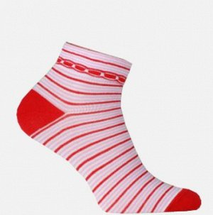 Носки женские красный