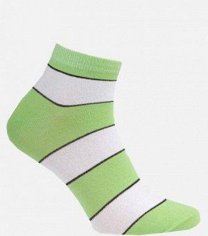 Носки женские зеленый