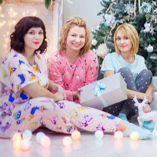 Долгожданная j-kids * одежда для деток. — Женские Пижамы — Сорочки и пижамы