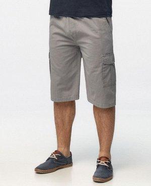 . Кварцевый; Светло-серый; Синий; Серо-синий; Хаки;     Летние мужские шорты, изготовлены из легкой дышащей ткани 100% хлопок, которая обеспечит комфортные ощущения в жаркую погоду. Комфортный прямой