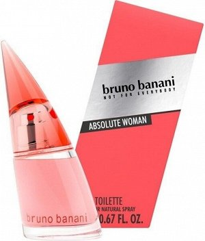 BRUNO BANANI ABSOLUTE edt W 20ml