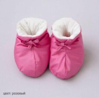 ✔Крошкин Дом. Для малышей + комбинез. Антигрязь.  — Обувь мягкая — Для новорожденных