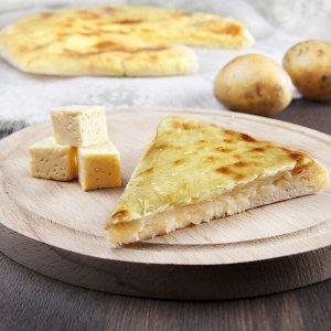 Пирог с картофелем и сыром 500 гр